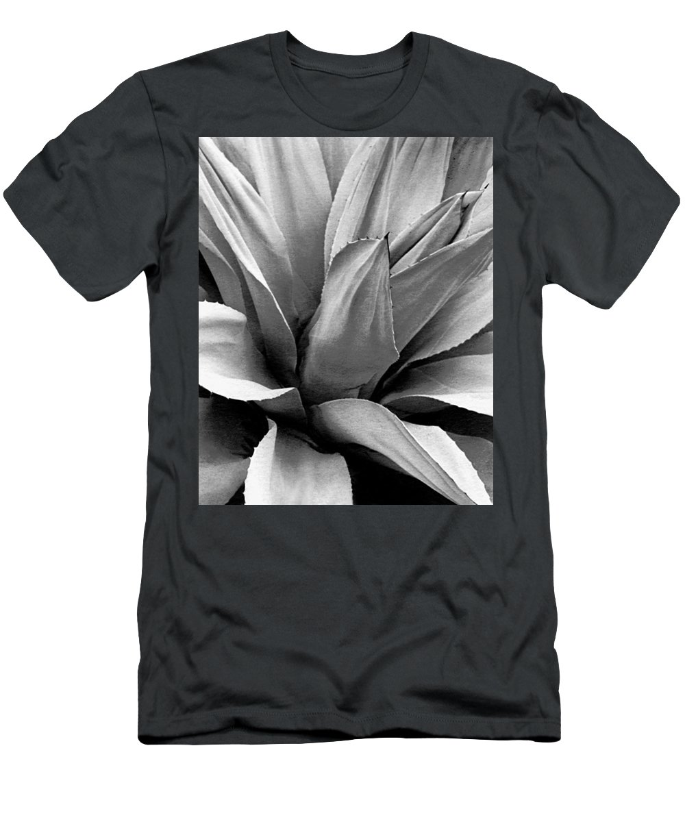 Century Plant Men's T-Shirt (Athletic Fit) featuring the photograph Century Plant I V by Jim Smith