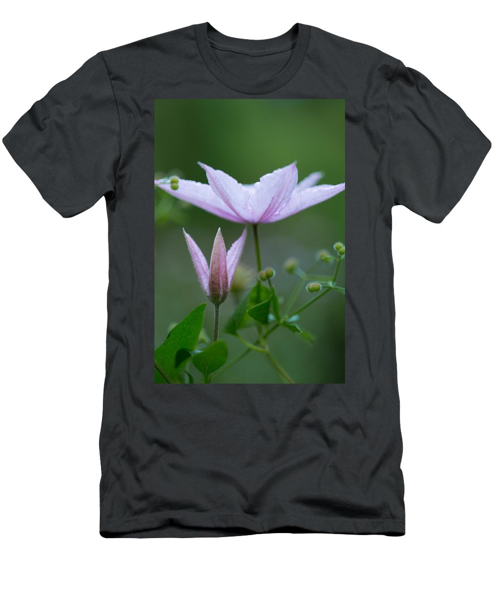 Climbing Upwards Men's T-Shirt (Athletic Fit) featuring the photograph Climbing Upwards by Dale Kincaid