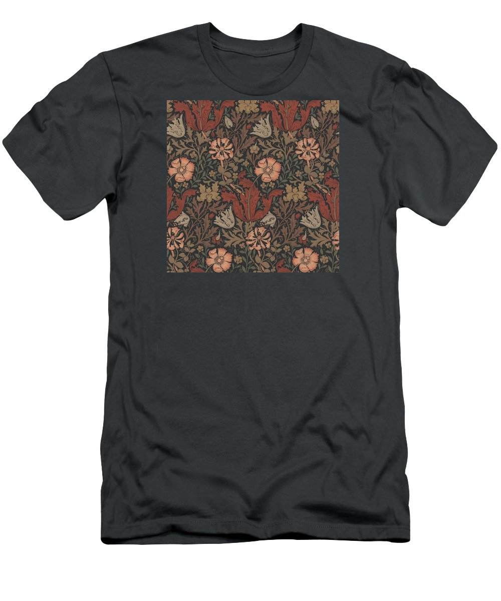 William T-Shirt featuring the tapestry - textile Compton Design by Philip Ralley