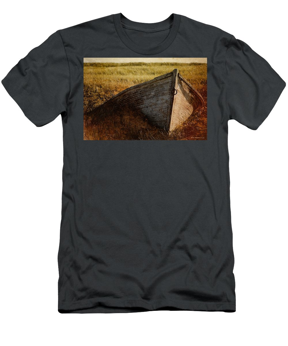 Dory Men's T-Shirt (Athletic Fit) featuring the photograph Dory 8 by WB Johnston