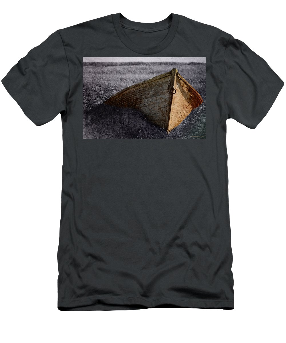Dory Men's T-Shirt (Athletic Fit) featuring the photograph Dory 9 by WB Johnston