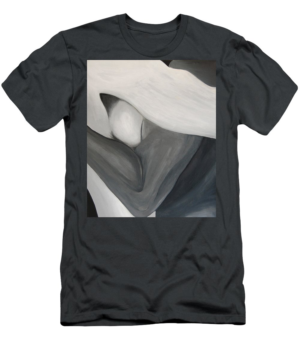 Embrace Men's T-Shirt (Athletic Fit) featuring the digital art Embrace by Gina Dsgn