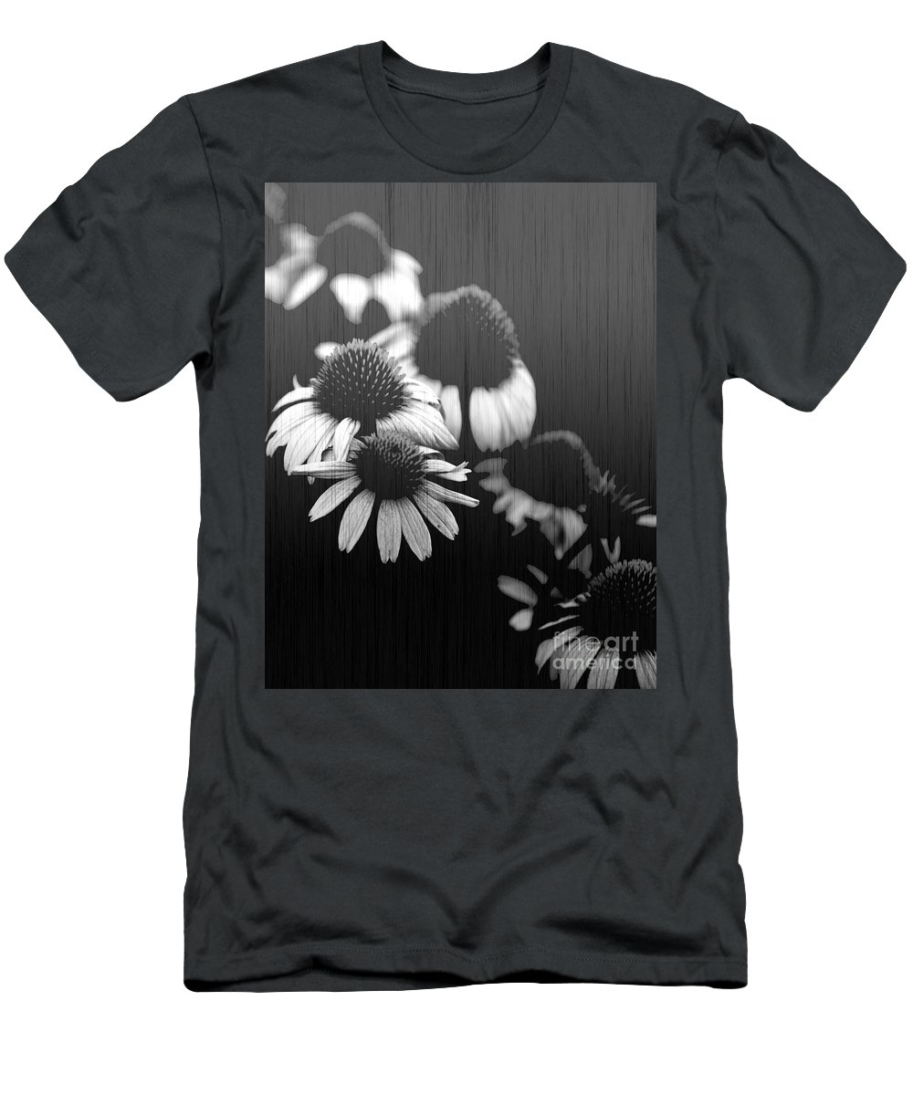 Echanecia Men's T-Shirt (Athletic Fit) featuring the photograph Faded Memory by Amanda Barcon