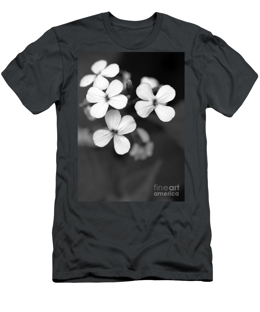 Floral Men's T-Shirt (Athletic Fit) featuring the photograph Family by Amanda Barcon