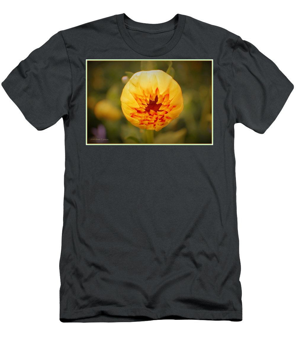 Godsend Sunshine Men's T-Shirt (Athletic Fit) featuring the photograph Godsend Sunshine by Sonali Gangane