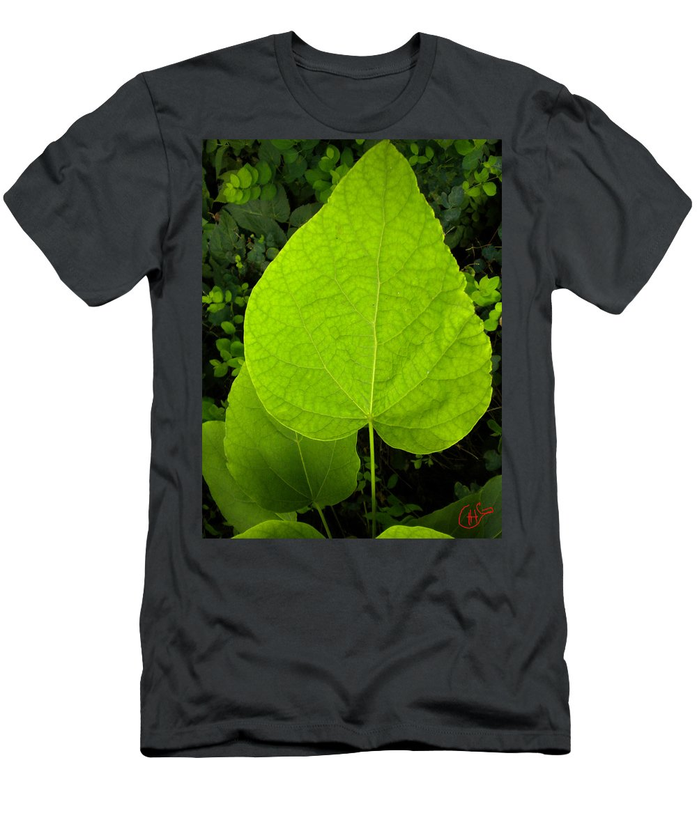 Colette Men's T-Shirt (Athletic Fit) featuring the photograph Hope With Strong Life Believers by Colette V Hera Guggenheim