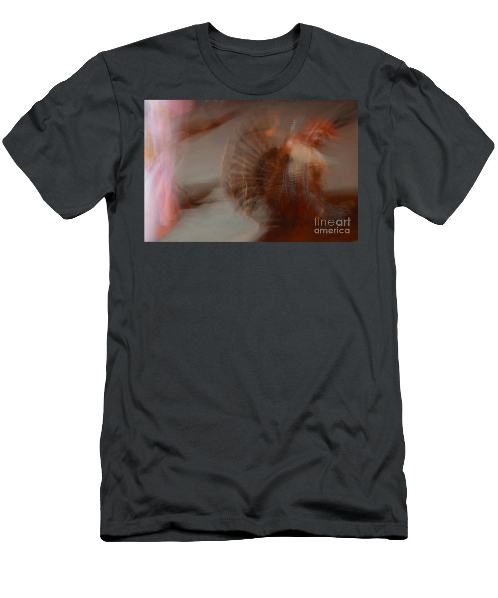 Aboriginal Men's T-Shirt (Athletic Fit) featuring the photograph La Danza by Brian Boyle