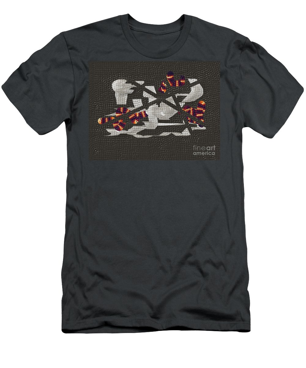 Men's T-Shirt (Athletic Fit) featuring the digital art No. 1122 by John Grieder