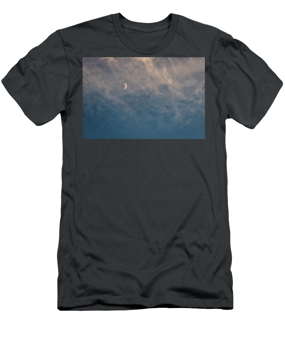 Canada Men's T-Shirt (Athletic Fit) featuring the photograph Serene by Doug Gibbons