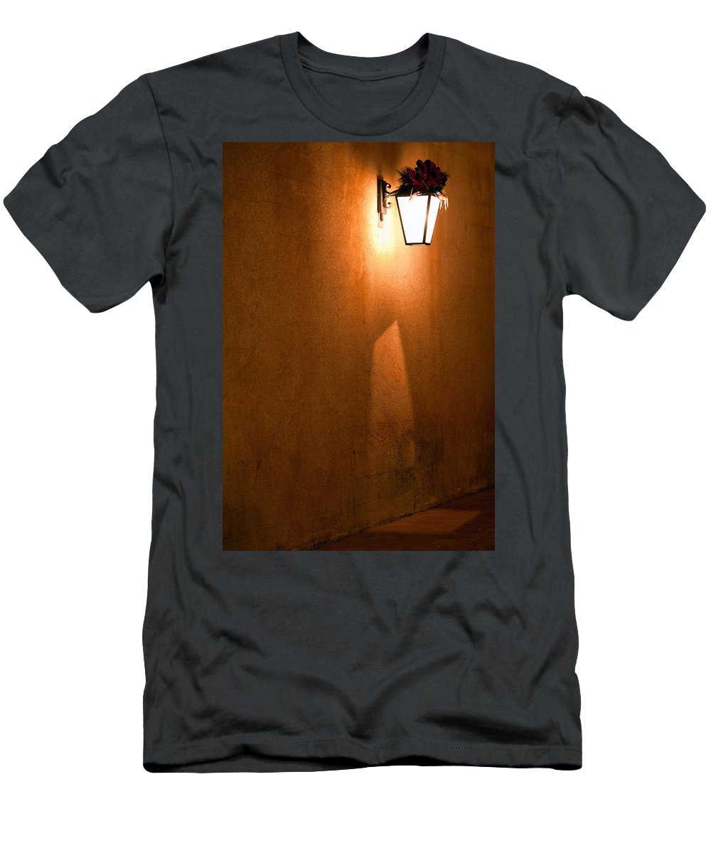 Light Men's T-Shirt (Athletic Fit) featuring the photograph Solo by Alexey Stiop