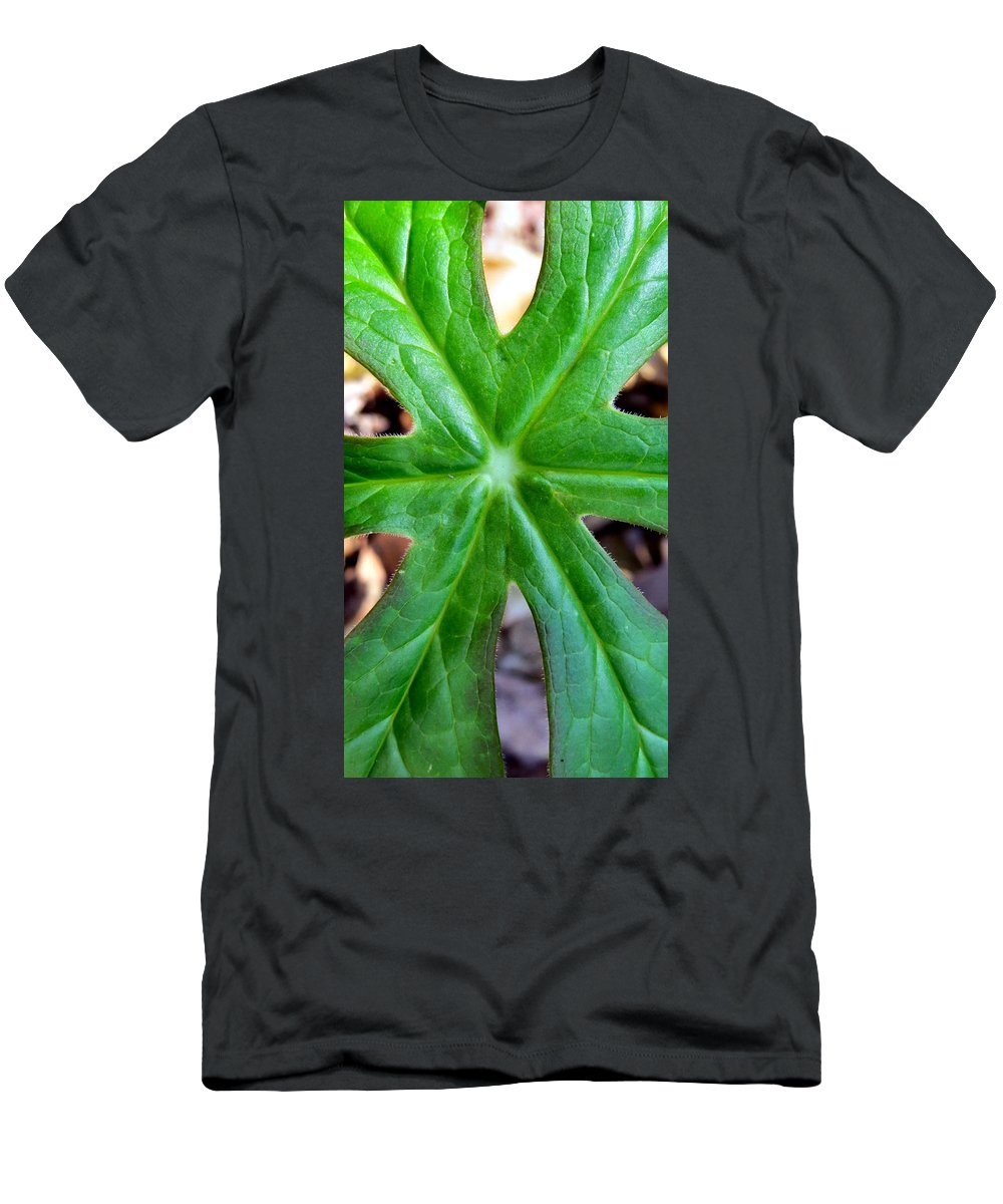 Elder Men's T-Shirt (Athletic Fit) featuring the photograph Stars Everwhere by Art Dingo