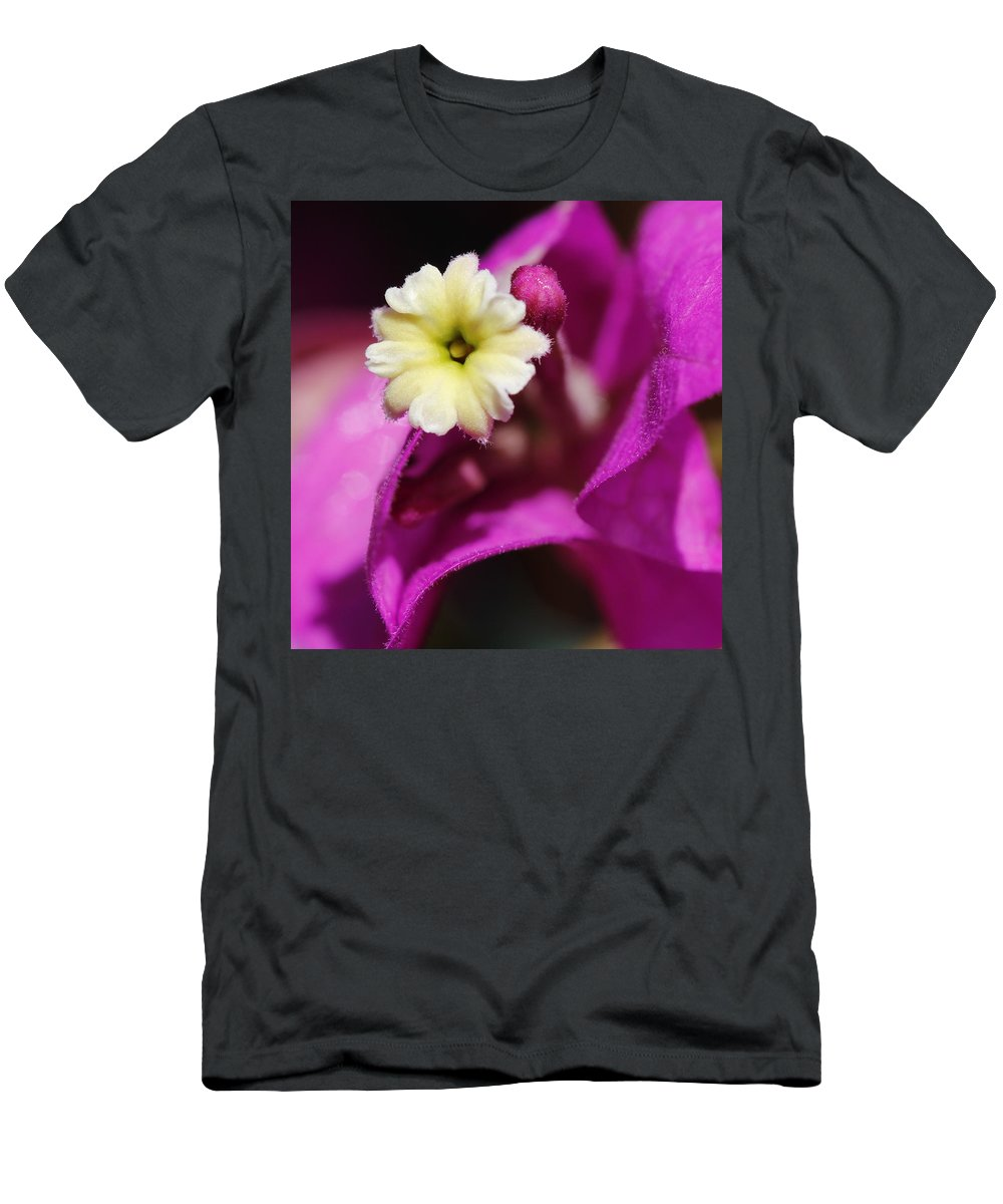 White Men's T-Shirt (Athletic Fit) featuring the photograph Summer Song by Kip Krause