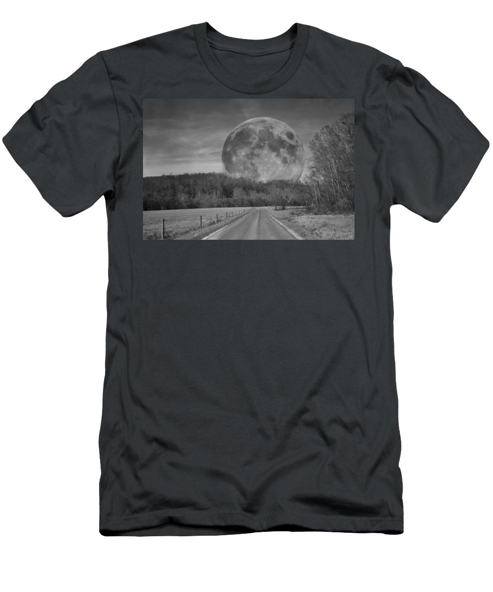 Full Men's T-Shirt (Athletic Fit) featuring the photograph The Doctor's Light Four Of Four by Betsy Knapp
