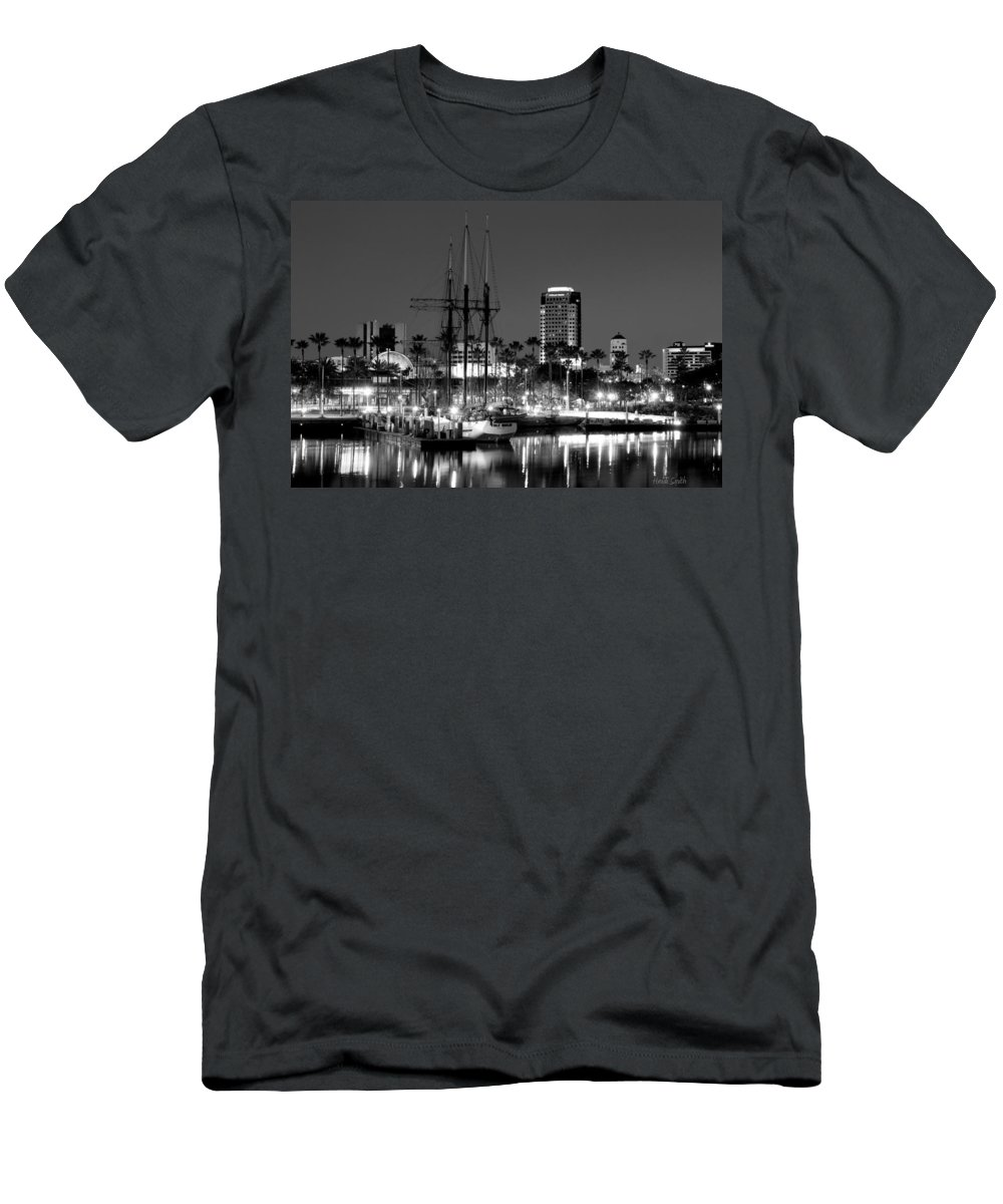 America Men's T-Shirt (Athletic Fit) featuring the photograph Tole Mour by Heidi Smith