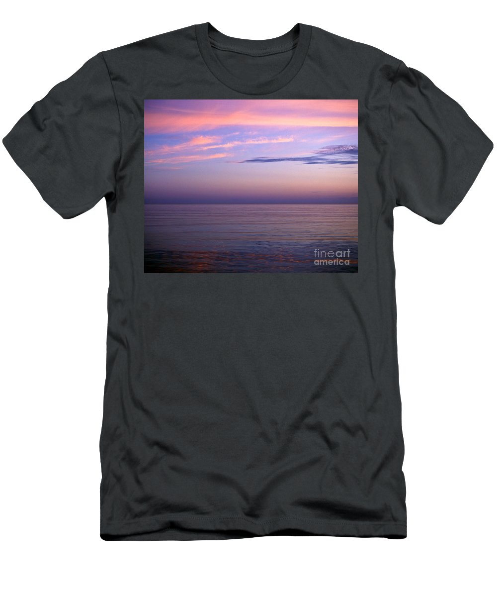 Dorset Men's T-Shirt (Athletic Fit) featuring the photograph Tranquility by Lana Enderle