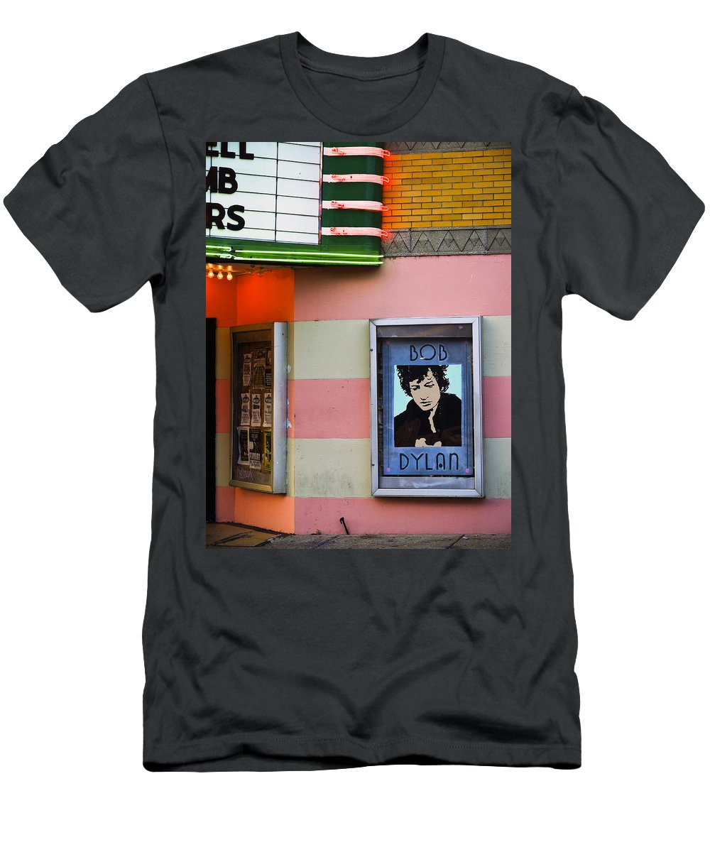 Troubadour T-Shirt featuring the photograph Troubadour by Skip Hunt