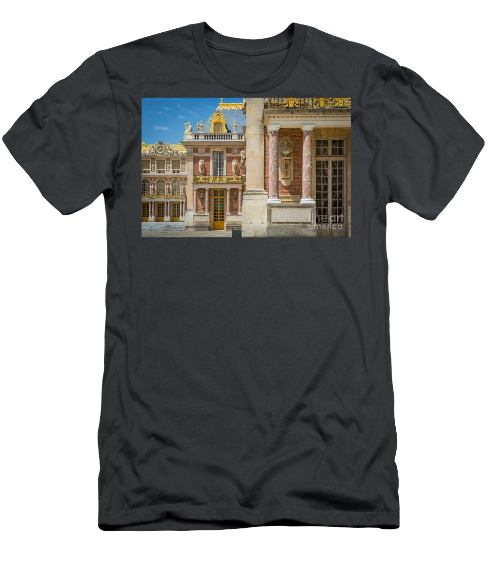 Europa T-Shirt featuring the photograph Versailles Splendor by Inge Johnsson
