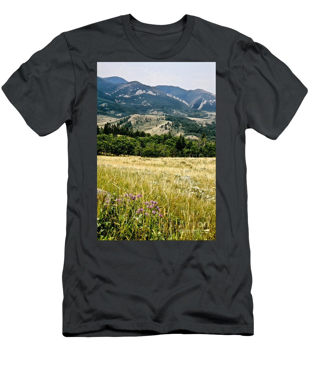Wilderness T-Shirt featuring the photograph Washake Wilderness by Kathy McClure