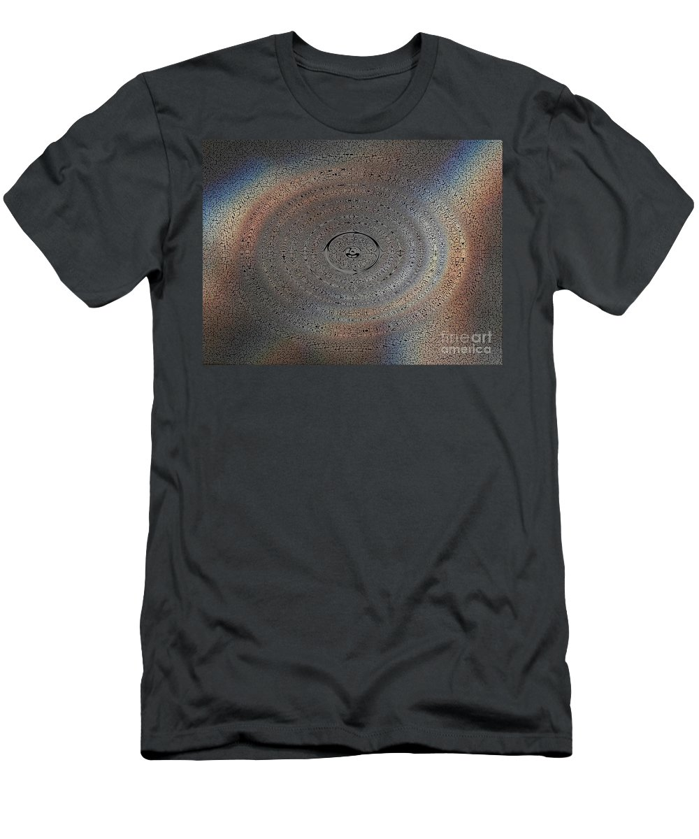 Motion Men's T-Shirt (Athletic Fit) featuring the photograph West Motion by Joseph Baril