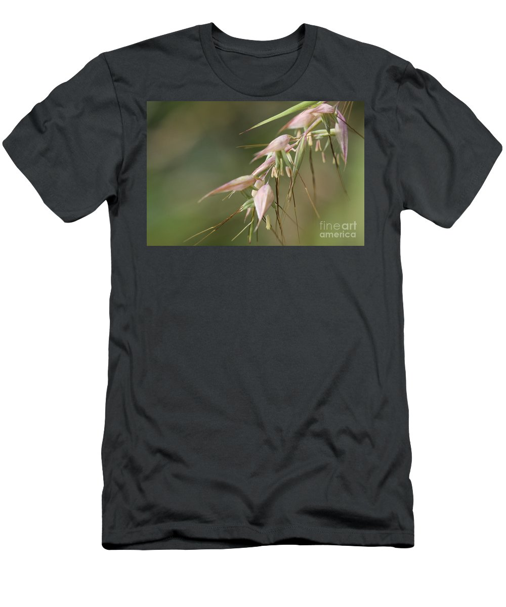 Wildflowers Men's T-Shirt (Athletic Fit) featuring the photograph Wildflowers by Christina Gupfinger