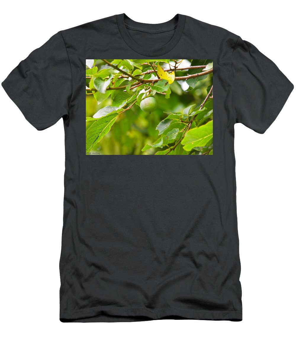 Green Men's T-Shirt (Athletic Fit) featuring the photograph Wine Anyone by Nick Kirby