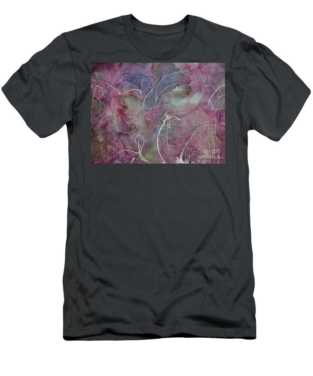 Batik Men's T-Shirt (Athletic Fit) featuring the photograph Batik by Andrea Kollo