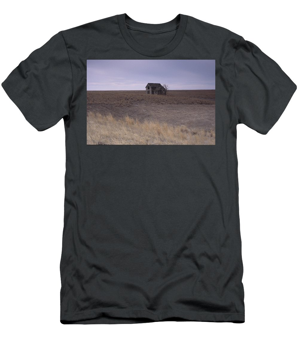 Old Men's T-Shirt (Athletic Fit) featuring the photograph Better Days by One Rude Dawg Orcutt