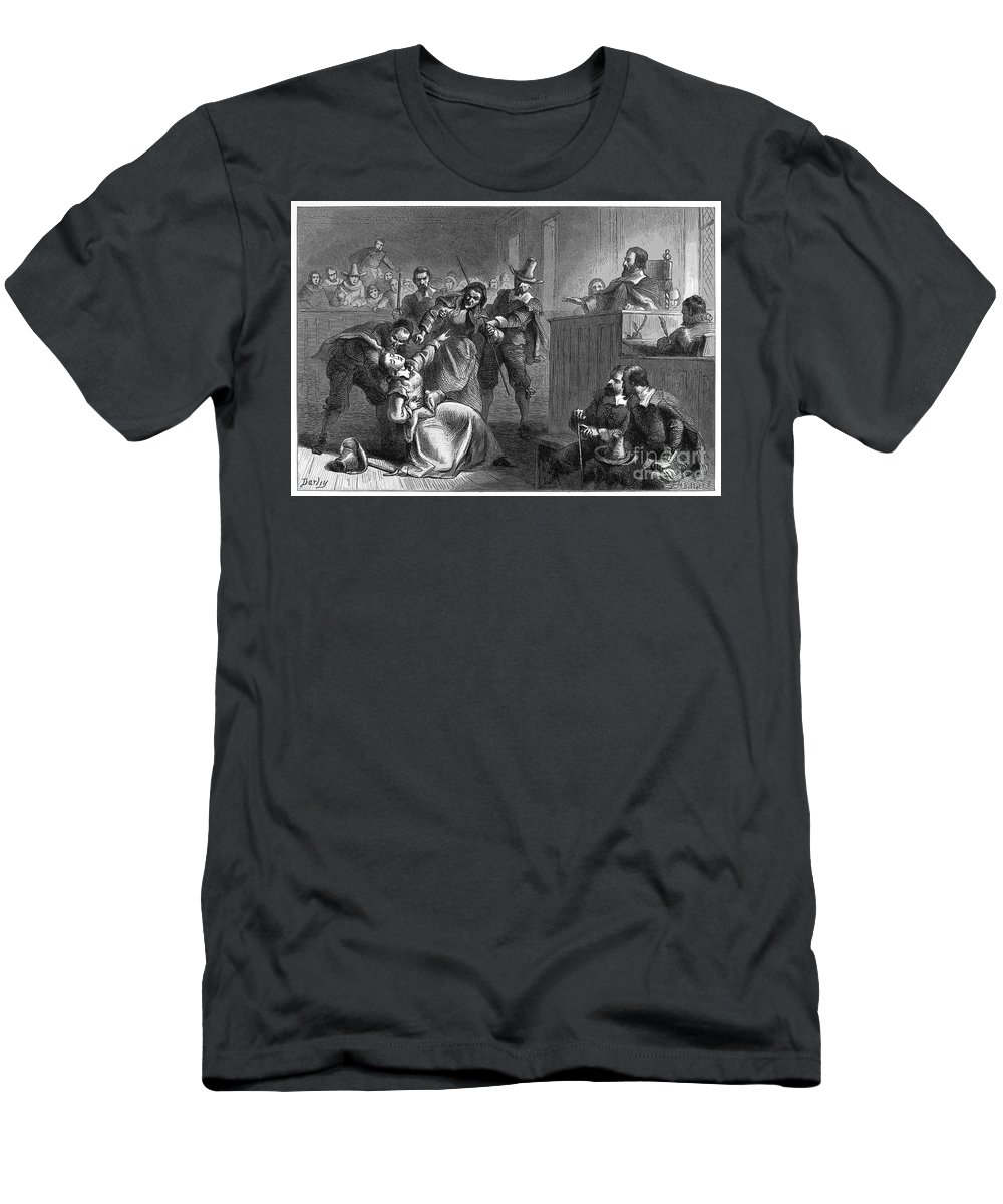 1677 Men's T-Shirt (Athletic Fit) featuring the photograph Cheesmans Wife, 1677 by Granger