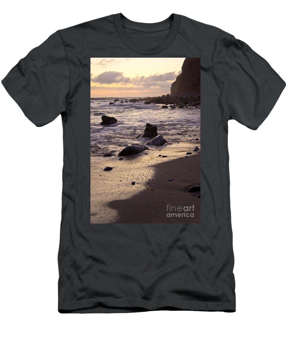 Sea Men's T-Shirt (Athletic Fit) featuring the photograph Dana Point by Athena Lin