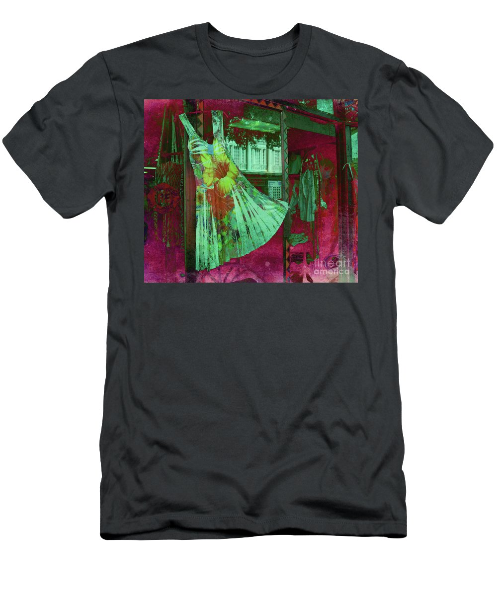 Dress Men's T-Shirt (Athletic Fit) featuring the photograph Dressy Feeling by Susanne Van Hulst