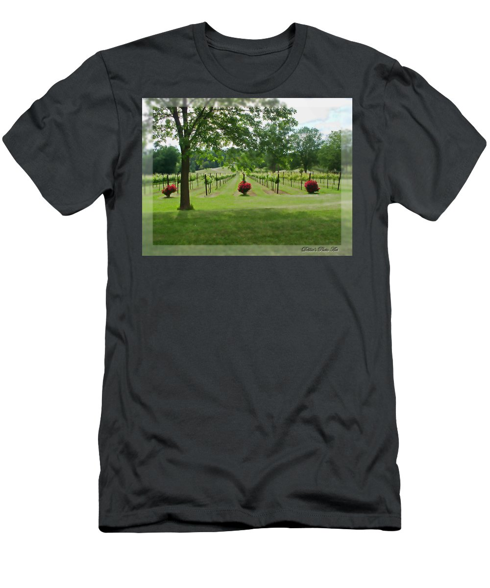 Men's T-Shirt (Athletic Fit) featuring the photograph I Must Be Dreaming by Debbie Portwood