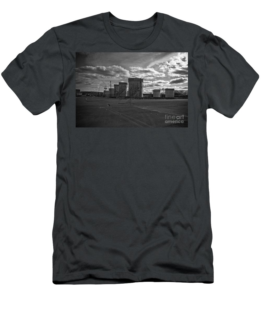 Gas Men's T-Shirt (Athletic Fit) featuring the photograph Mad Max by Maglioli Studios