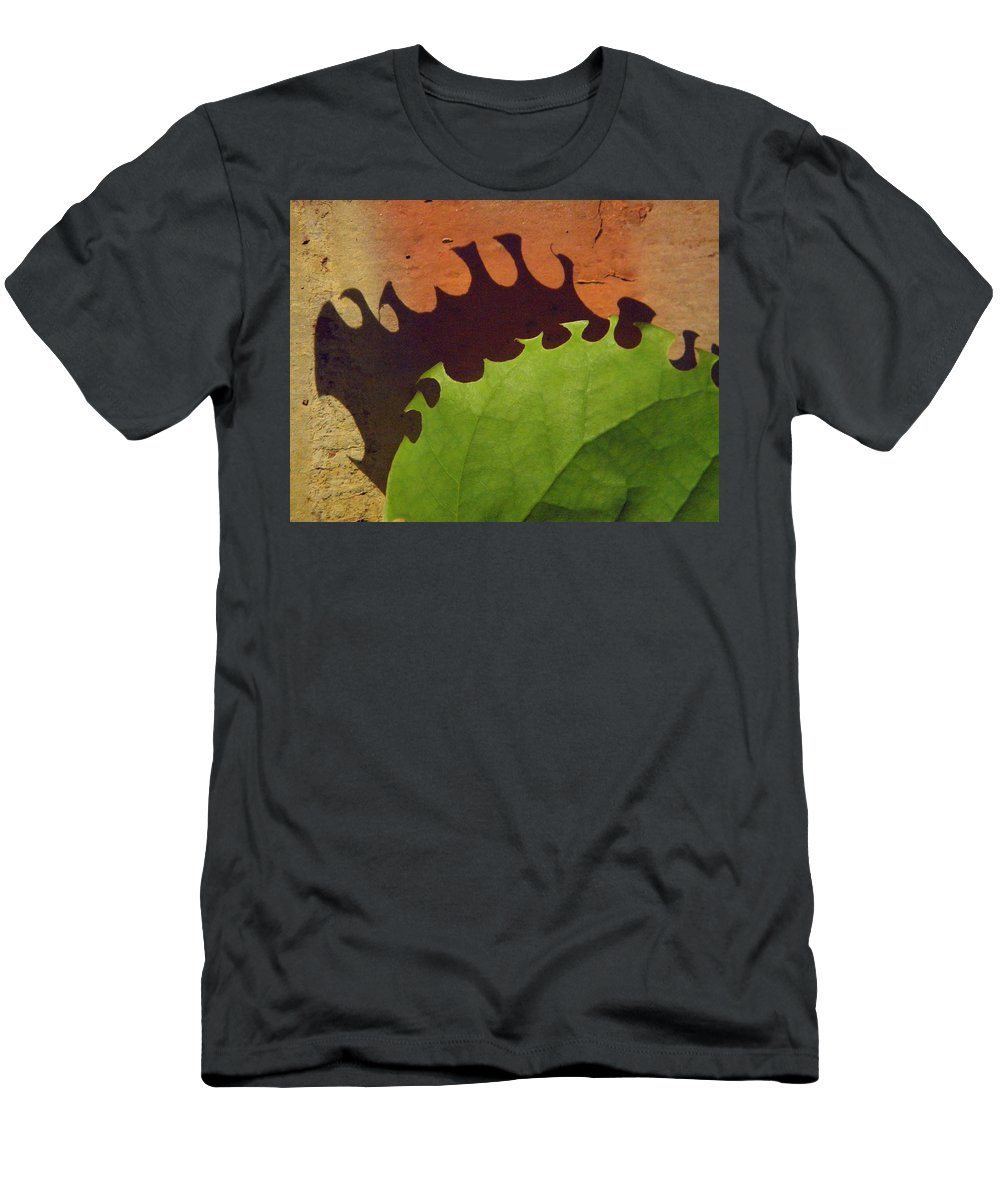 Nature Men's T-Shirt (Athletic Fit) featuring the photograph Munch by Chris Berry