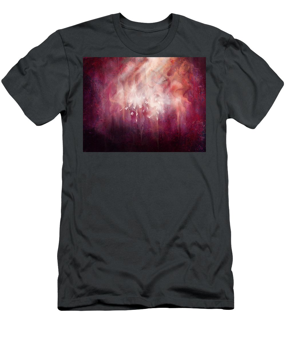 Landscape T-Shirt featuring the digital art Weight of Glory by William Russell Nowicki