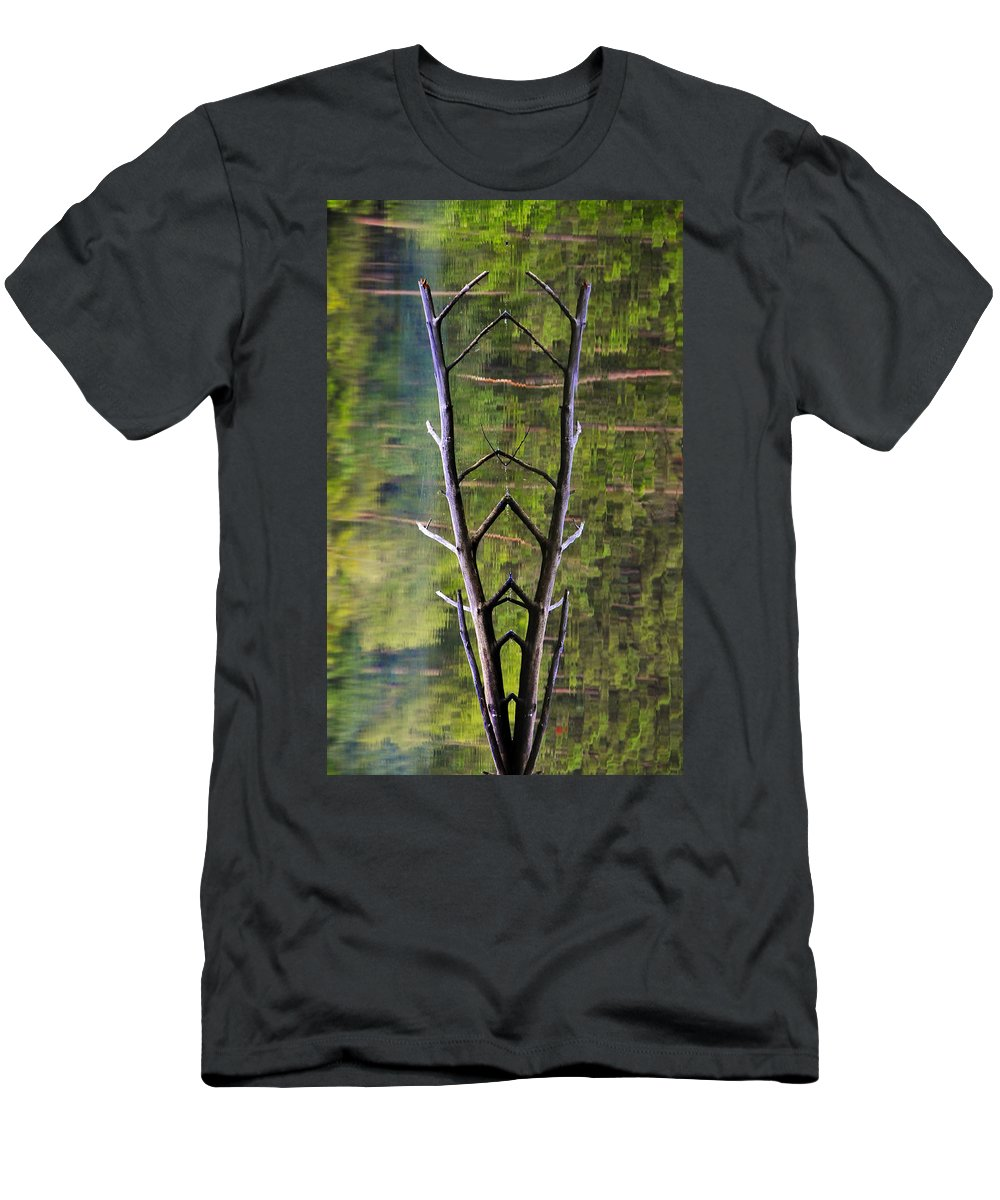 Photography T-Shirt featuring the photograph Jacob's Ladder by Skip Hunt