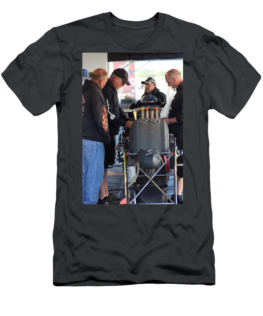 Manufacturers Men's T-Shirt (Athletic Fit) featuring the photograph Man Cup 08 2016 By Jt by Jack Norton