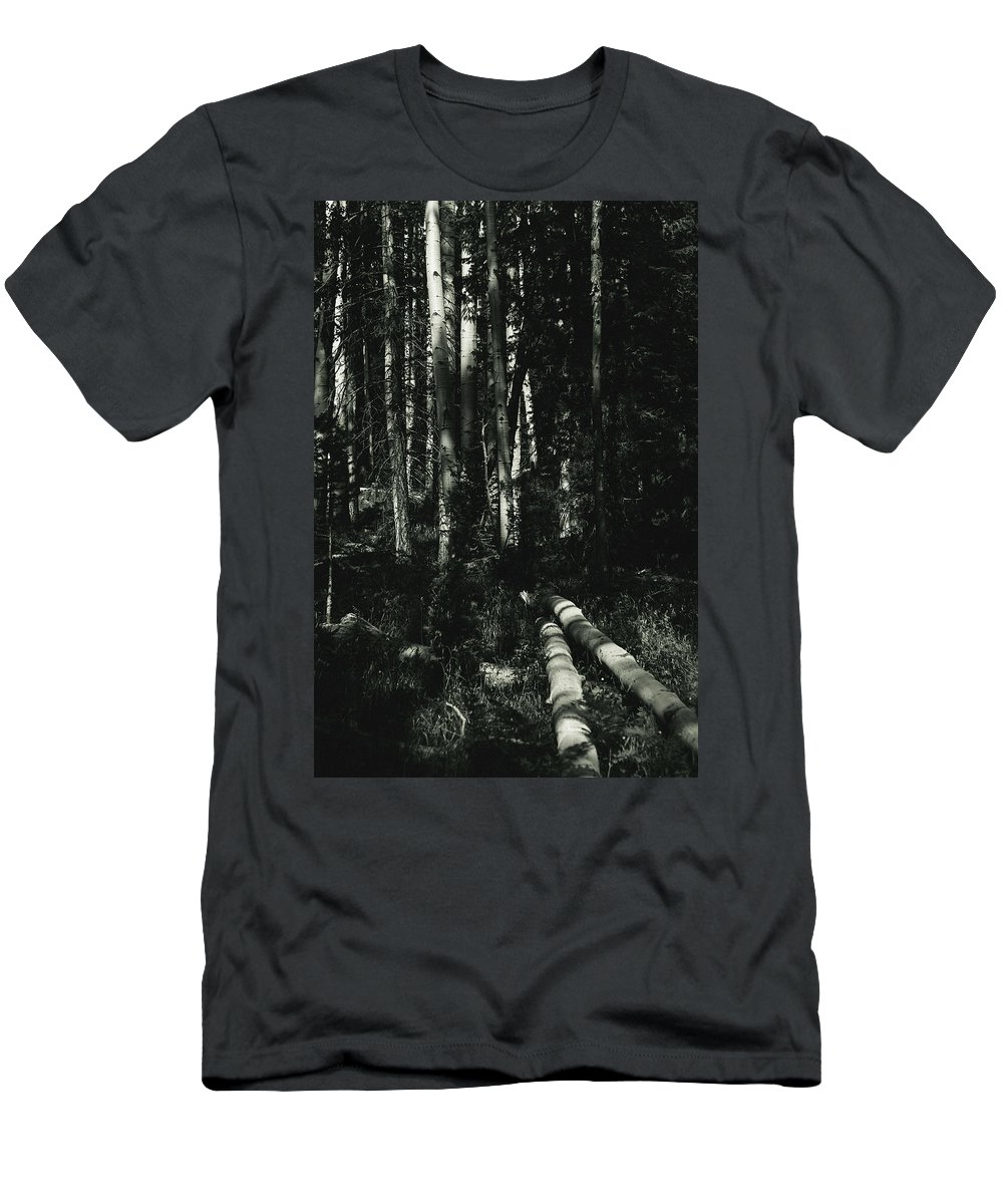 Arizona Men's T-Shirt (Athletic Fit) featuring the photograph Shadow Play by CEB Imagery