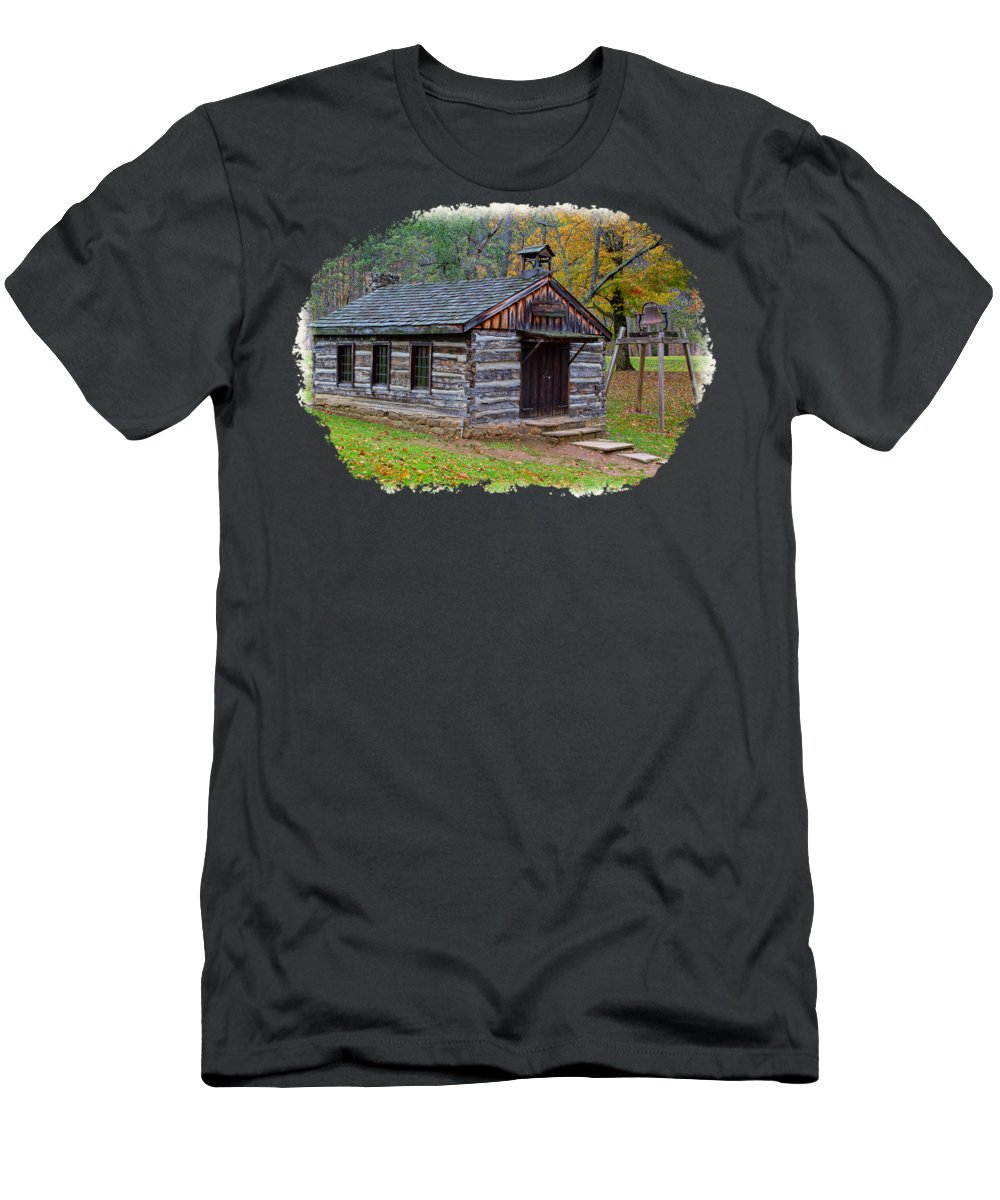 Outhouse Photographs T-Shirts