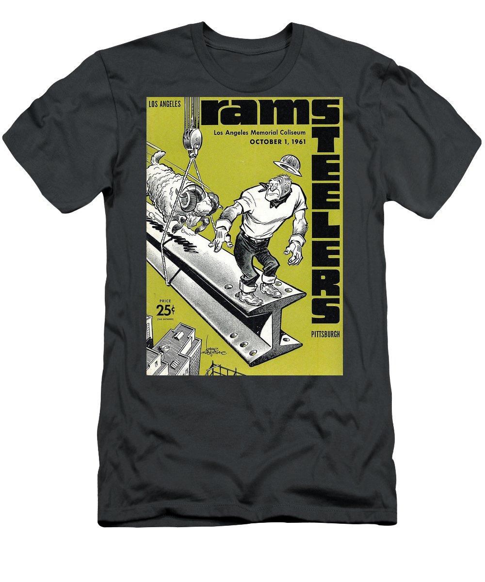 vintage rams shirt