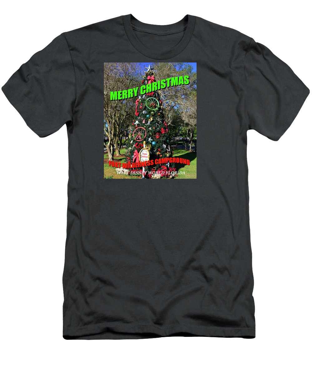 A Glorious Invasion Day Men's T-Shirt (Athletic Fit) featuring the painting A Glorious Invasion Day by David Lee Thompson