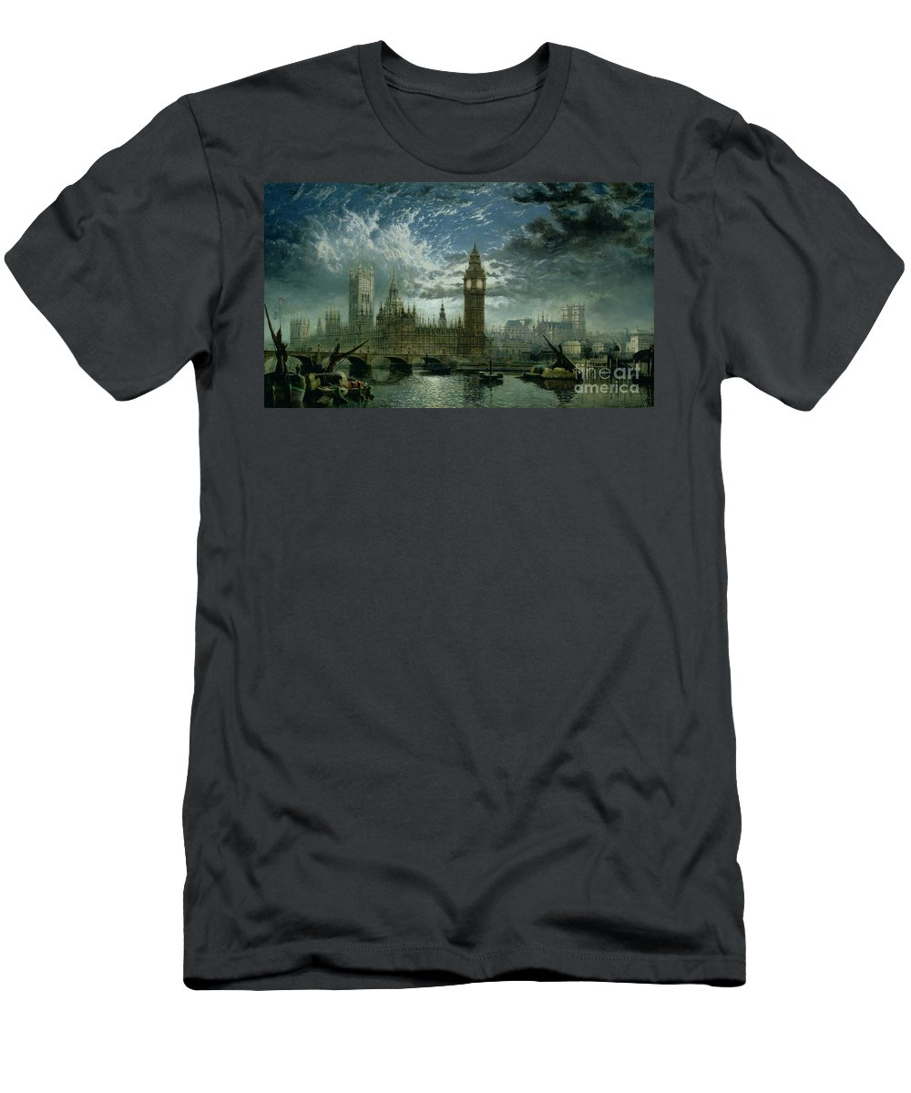 Westminster Abbey Slim Fit T-Shirts
