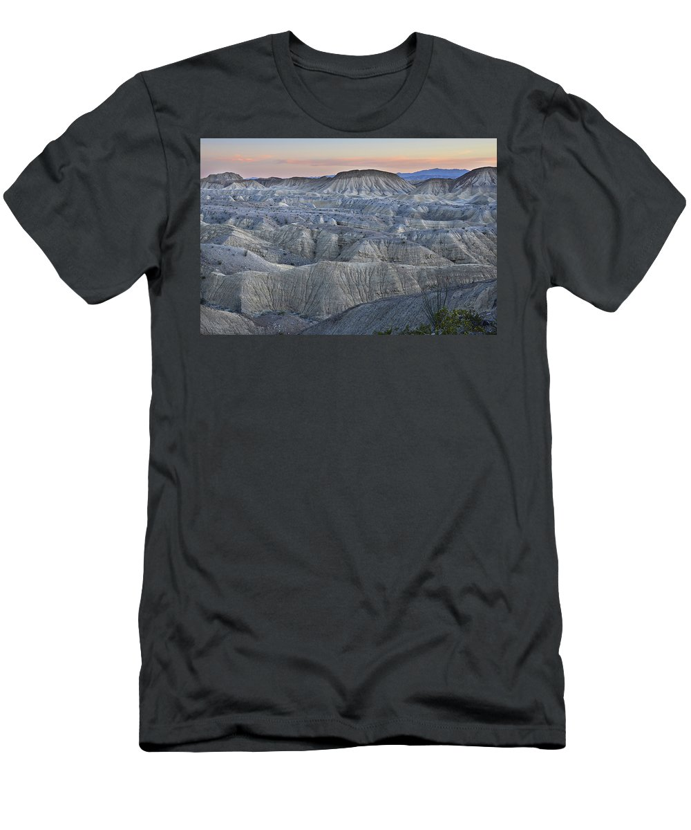 California Men's T-Shirt (Athletic Fit) featuring the photograph Anza Borrego by Bob Christopher