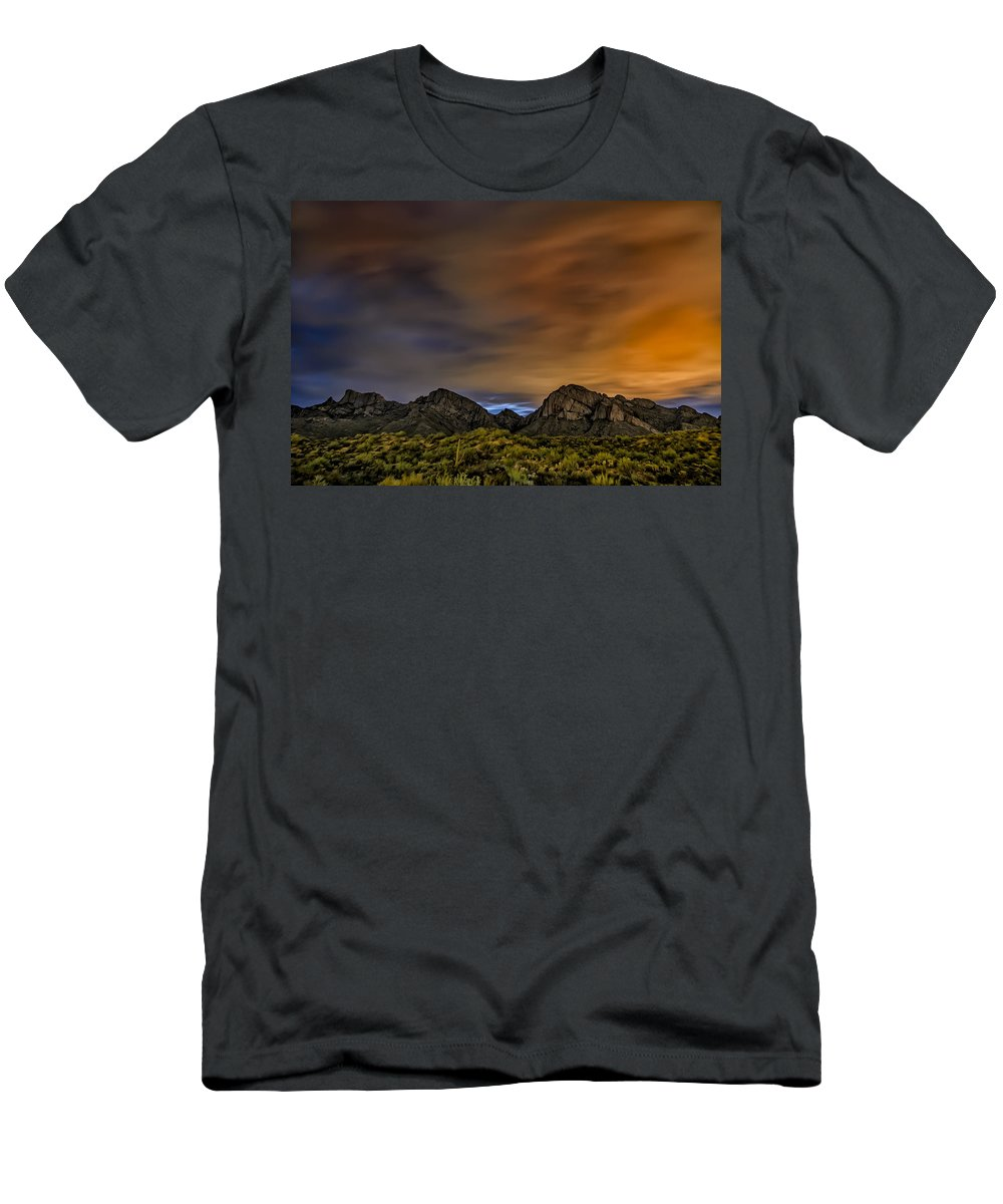 Mark Myhaver 2014 Men's T-Shirt (Athletic Fit) featuring the photograph Arizona Ice Tea No.2 by Mark Myhaver