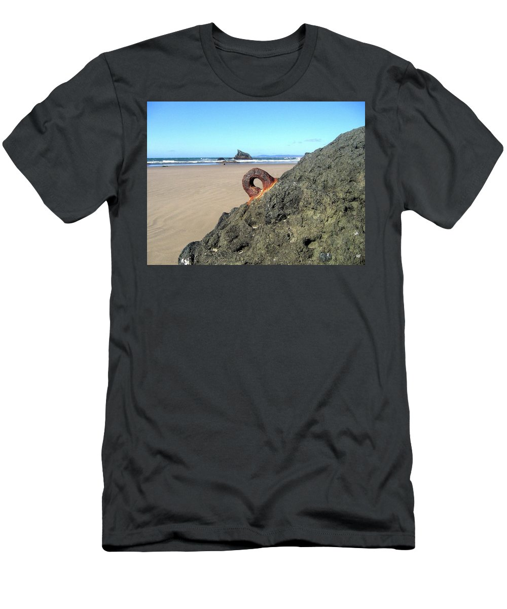 Bandon Men's T-Shirt (Athletic Fit) featuring the photograph Bandon 34 by Will Borden