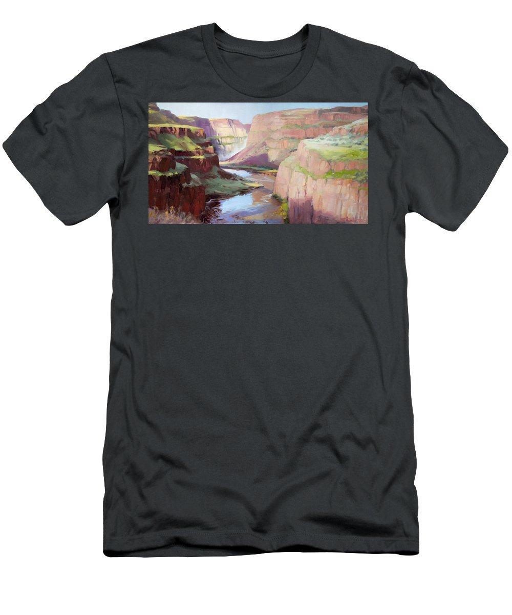 Geologic Paintings T-Shirts