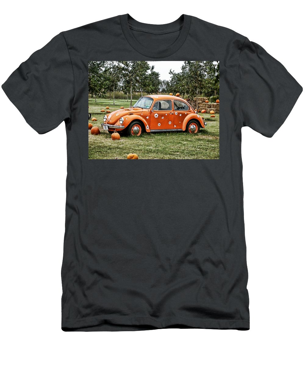 Bug Men's T-Shirt (Athletic Fit) featuring the photograph Bugs In The Patch Again by Scott Wyatt
