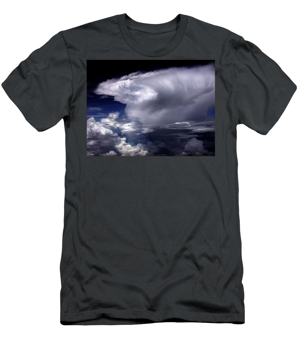 Aviation Art Men's T-Shirt (Athletic Fit) featuring the photograph Cb20.17 by Strato ThreeSIXTYFive
