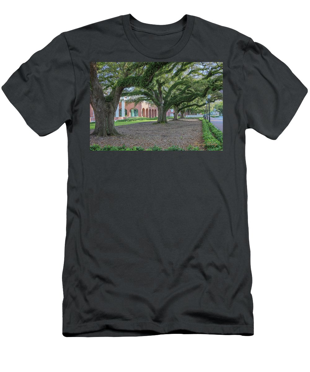 Ul T-Shirt featuring the photograph Centennial Oaks by Gregory Daley MPSA