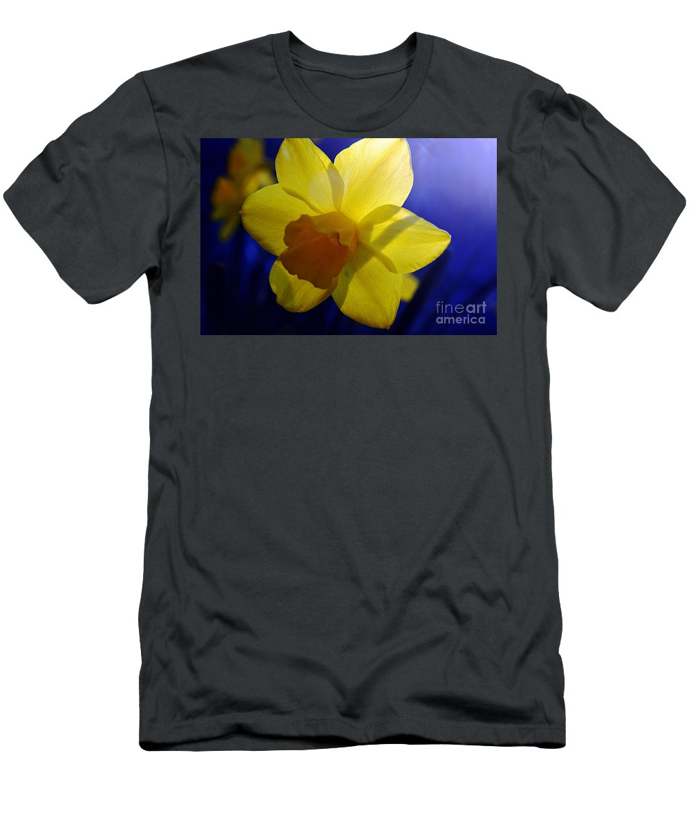 Clay T-Shirt featuring the photograph Colorful Spring Floral by Clayton Bruster
