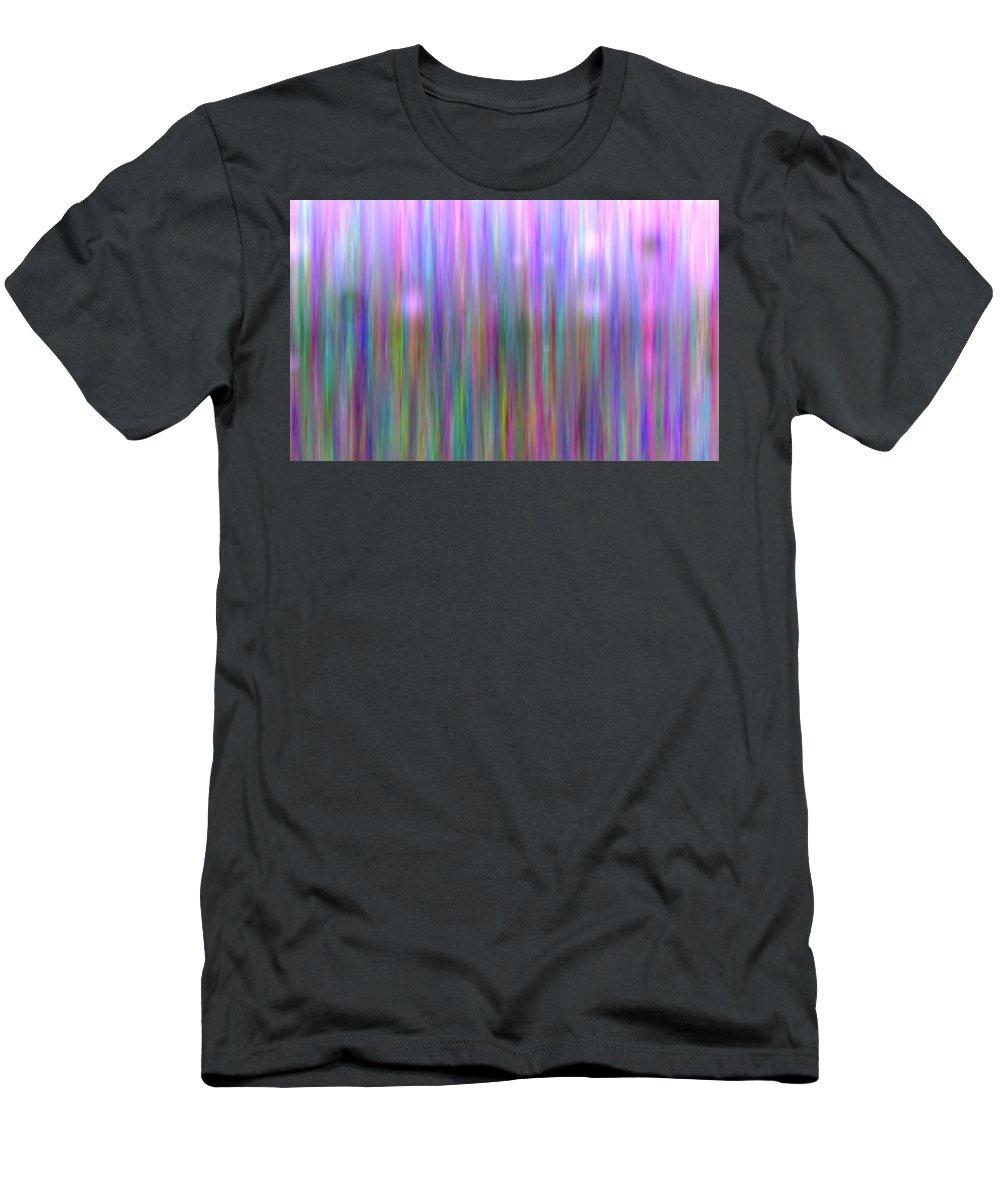 Art Digital Art Men's T-Shirt (Athletic Fit) featuring the digital art Colour7mlv - Impressions by Alex Porter